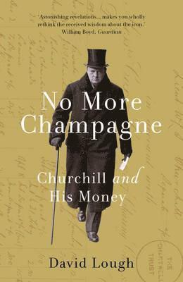 bokomslag No More Champagne