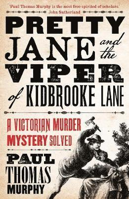 bokomslag Pretty jane and the viper of kidbrooke lane