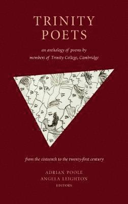 bokomslag An Anthology of Poems by Members of Trinity College Cambridge