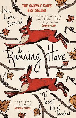 bokomslag Running hare - the secret life of farmland
