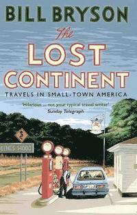 bokomslag The Lost Continent
