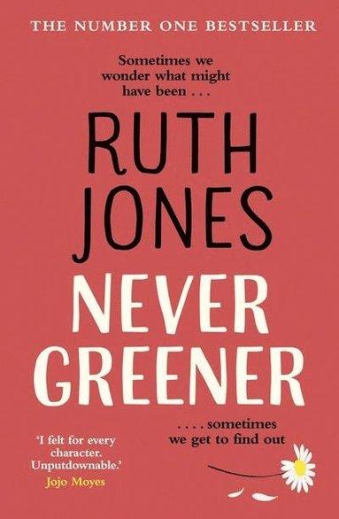 bokomslag Never Greener