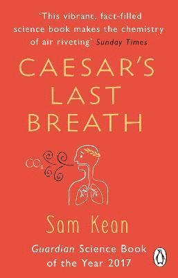 bokomslag Caesar's Last Breath: The Epic Story of The Air Around Us