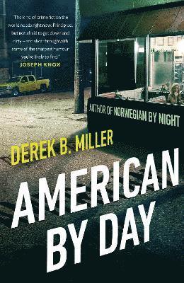 bokomslag American By Day