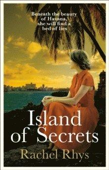 bokomslag Island of Secrets