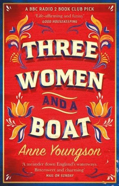 bokomslag Three Women and a Boat
