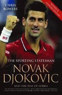 bokomslag Novak Djokovic and the Rise of Serbia