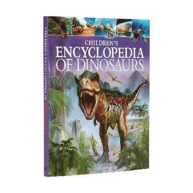 bokomslag Children's Encyclopedia of Dinosaurs