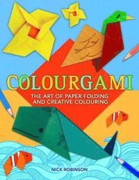 bokomslag Colourgami