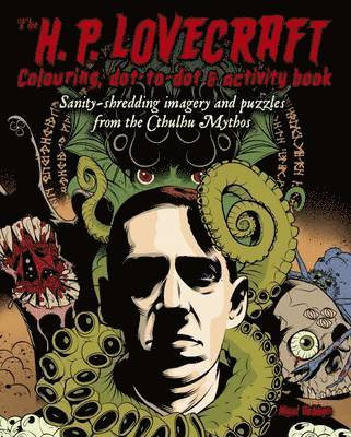 bokomslag The H.P. Lovecraft Colouring & Activity Book