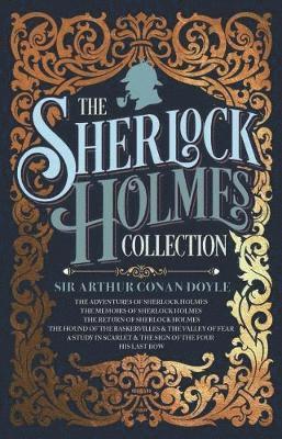 bokomslag Sherlock holmes collection