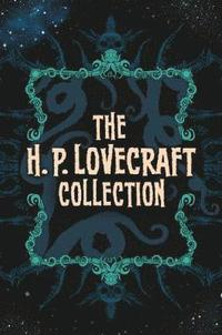 bokomslag H. p. lovecraft collection