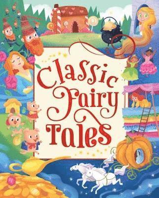 bokomslag Storytime: classic fairy tales
