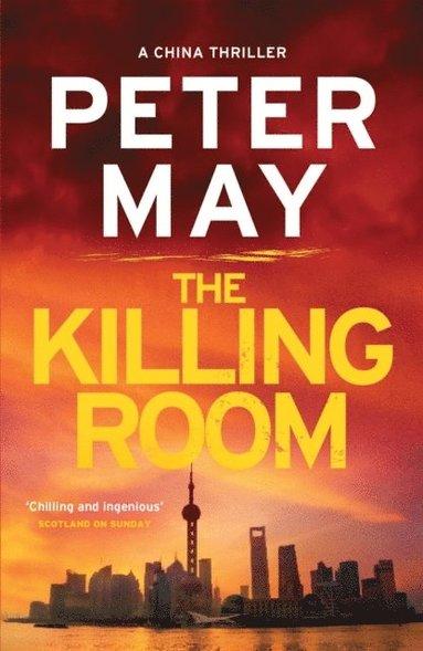 bokomslag The Killing Room