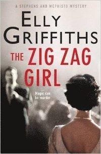 bokomslag Zig zag girl - stephens and mephisto mystery 1