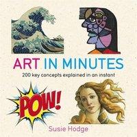 bokomslag Art in Minutes
