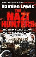 bokomslag The Nazi Hunters