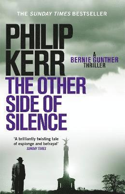 bokomslag Other side of silence - bernie gunther thriller 11