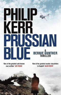 bokomslag Prussian blue - bernie gunther thriller 12
