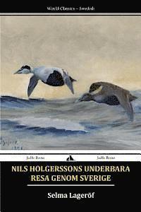 bokomslag Nils Holgerssons Underbara Resa Genom Sverige