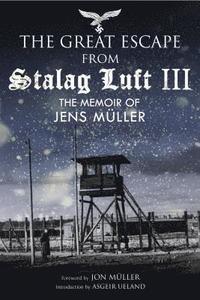 bokomslag Escape from Stalag Luft III