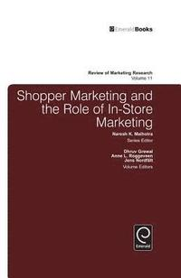 bokomslag Shopper Marketing and the Role of In-Store Marketing
