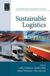 bokomslag Sustainable Logistics