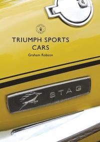 bokomslag Triumph Sports Cars