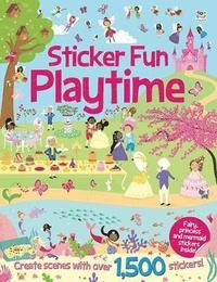 bokomslag Sticker Fun Playtime