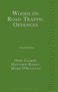 bokomslag Woods on Road Traffic Offences