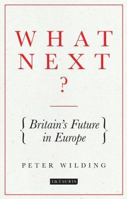 bokomslag What Next?: Britain's Future in Europe