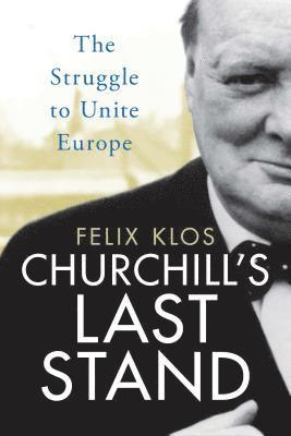 bokomslag Churchills last stand - the struggle to unite europe