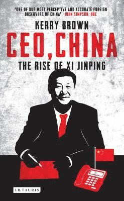 bokomslag Ceo, china - the rise of xi jinping