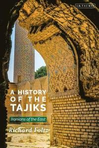 bokomslag A History of the Tajiks