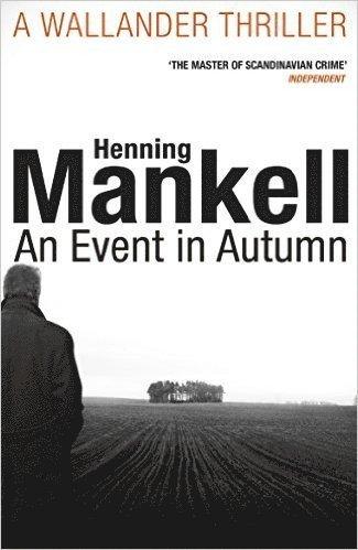 bokomslag An Event in Autumn