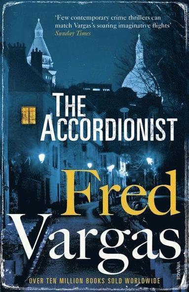 bokomslag The Accordionist