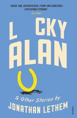 bokomslag Lucky Alan