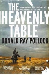 bokomslag The Heavenly Table