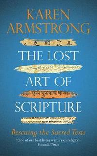 bokomslag Lost art of scripture