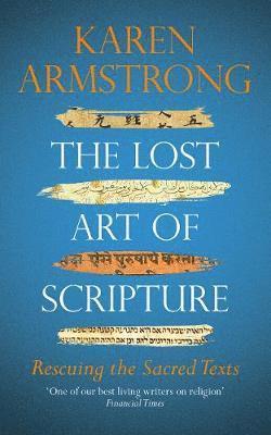 Lost art of scripture 1