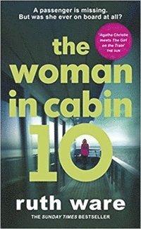 bokomslag The Woman in Cabin 10