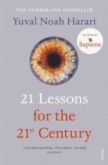 bokomslag 21 Lessons for the 21st Century