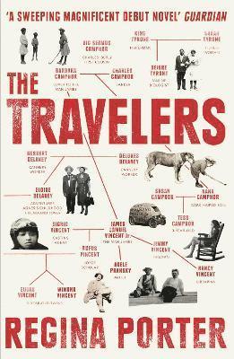 bokomslag The Travelers