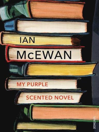 bokomslag My Purple Scented Novel