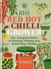 bokomslag RHS Red Hot Chilli Grower
