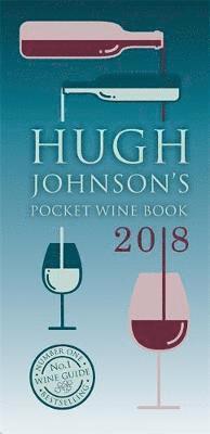 bokomslag Hugh Johnson's Pocket Wine Book 2018