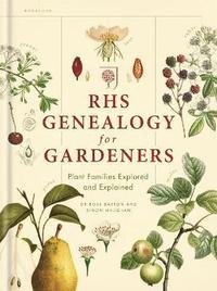 bokomslag RHS Genealogy for Gardeners