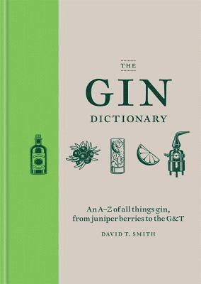 bokomslag The Gin Dictionary