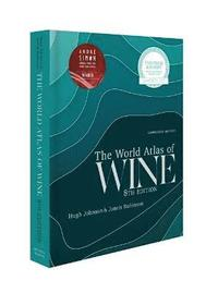 bokomslag World Atlas of Wine 8th Edition
