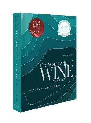 bokomslag World Atlas of Wine 8th Edition